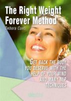 The Right Weight Forever Method (ebook)