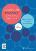 Australian Pharmacy Law and Practice (ebook)