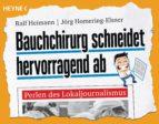 Bauchchirurg schneidet hervorragend ab (ebook)