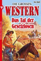Die großen Western 260 (ebook)