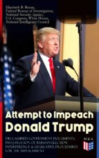 Attempt to Impeach Donald Trump - Declassified Government Documents, Investigation of Russian Election Interference & Legislative Procedures for the Impeachment (ebook)
