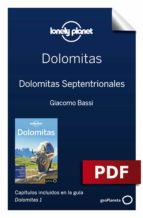 Dolomitas 1_6. Dolomitas Septentrionales (ebook)