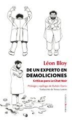 De un experto en demoliciones (ebook)