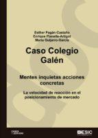 Caso Colegio Galén (ebook)