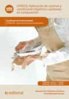 Aplicación de normas y condiciones higiénico-sanitarias en restauración. HOTR0109 (ebook)