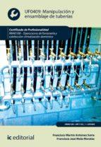 Manipulación y ensamblaje de tuberías. IMAI0108 (ebook)