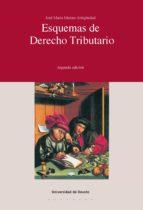 ESQUEMAS DE DERECHO TRIBUTARIO