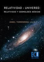 Relatividad  y Universo: Relatividad y cosmología básicas