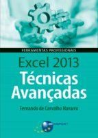 Excel 2013 Técnicas Avançadas (ebook)