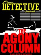 The Agony Column (ebook)