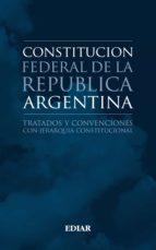 Constitución Federal de la República Argentina (ebook)