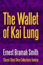 The Wallet of Kai Lung (ebook)