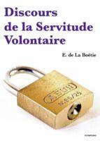 Discours sur la servitude volontaire (ebook)