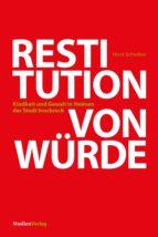 Restitution von Würde (ebook)