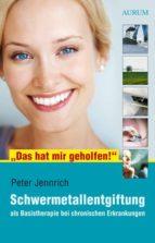 """""""Das hat mir geholfen!"""" - Schwermetallentgiftung (ebook)"""
