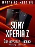 Sony Xperia Z (ebook)