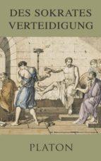 Des Sokrates Verteidigung (ebook)