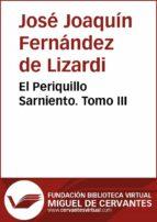 El Periquillo Sarniento III (ebook)