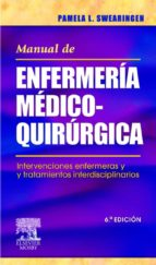 Manual de enfermería médico-quirúrgica (ebook)