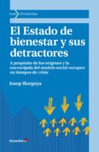 El Estado de bienestar y sus detractores (ebook)