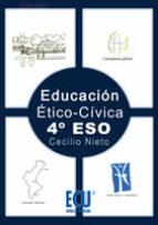 Educación. Ético-Cívica 4º ESO (ebook)