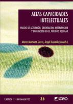 Altas capacidades intelectuales (ebook)