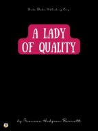 A Lady of Quality (ebook)