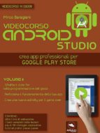 Android Studio Videocorso. Volume 6 (ebook)