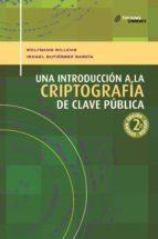Una introducción a la criptografía de clave pública 2ª. Ed (ebook)