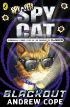 Spy Cat: Blackout (ebook)