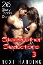 Stepbrother Seductions #3 (ebook)
