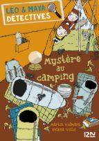Léo et Maya, détectives - tome 4 : Mystère au camping (ebook)
