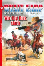 Wyatt Earp 193 – Western (ebook)