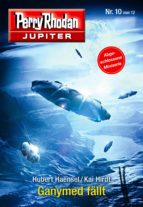 Jupiter 10: Ganymed fällt (ebook)