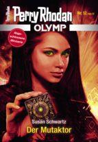 Olymp 12: Der Mutaktor (ebook)