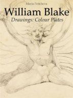 William Blake Drawings: Colour Plates (ebook)