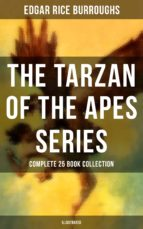 TARZAN OF THE APES SERIES - COMPLETE 25 BOOK COLLECTION (ILLUSTRATED)