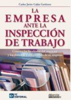 LA EMPRESA ANTE LA INSPECCIÓN DE TRABAJO (ebook)