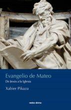 Evangelio de Mateo (ebook)