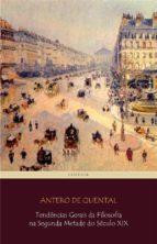 Tendências Gerais da Filosofia na Segunda Metade do Século XIX (ebook)
