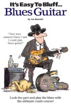 It's Easy To Bluff... Blues Guitar (ebook)