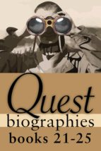 Quest Biographies Bundle — Books 21–25 (ebook)