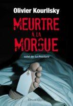 Meurtre à la morgue (ebook)