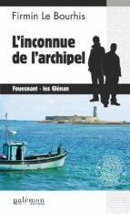 L'inconnue de l'archipel (ebook)