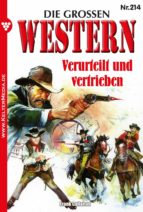 Die großen Western 214 (ebook)