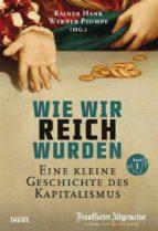 Wie wir reich wurden. Band 1 (ebook)