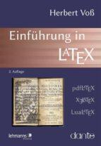 Einführung in LaTeX (ebook)