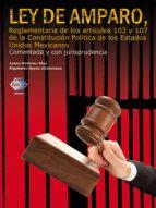 Ley de Amparo, reglamentaria de los artículos 103 y 107 de la Constitución Política de los Estados Unidos Mexicanos 2016 (ebook)
