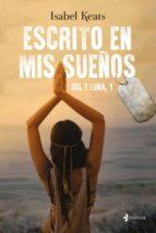 Escrito en mis sueños (ebook)