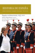 España en democracia, 1975-2011 (ebook)